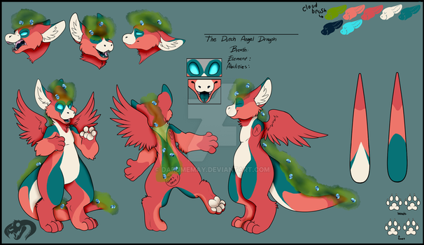 Berry Bush Dutchie adopt OPEN by Darumemay