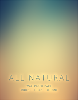 All Natural by sgraves
