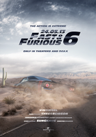 Fast and Furious 6 - Poster by kristaps-design