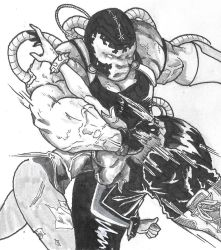 Bane-v-chunli by Escape-to-darkness