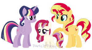 MLP Next Gen: SunLight by Pastel-Pocky