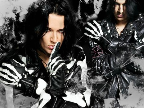 Messy Jyrki wallpaper by 69-Eyes