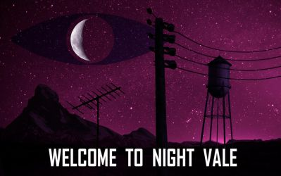 NightVale Wallpaper by FlameXavier3110