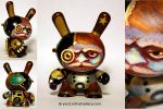 Steampunk Dunny by bryancollins