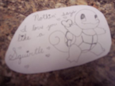 Squirtle=Love by onakohrs24