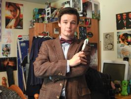 11th Doctor Cosplay by Collioni69
