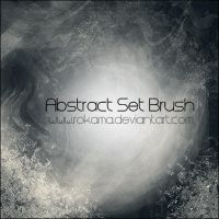 Abstract Brush Set by rokama
