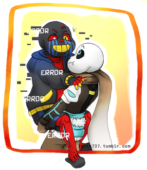 Undertale - Carry me, Inky! by lyoth737