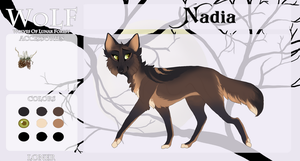 WoLF: Nadia *updated* by Dazifly