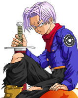 Future Trunks (Alt.) by AubreiPrince