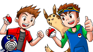 P-Chat: Pokemon trainers