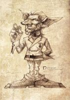 Goblin rich by Composer-J