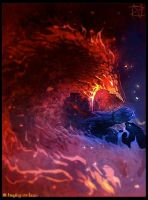 Fire and Ice by Art-Zealot