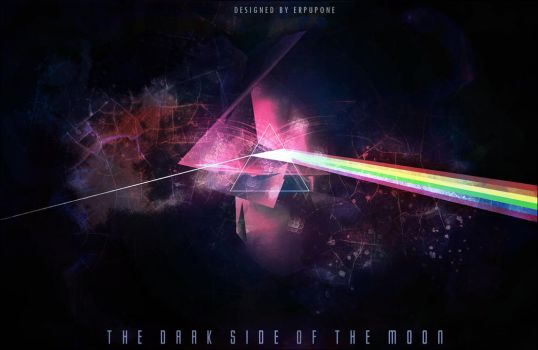 Pink Floyd - The Dark Side of The Moon by ErPuPoNe