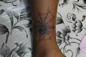Cover up - Spider by zednaked