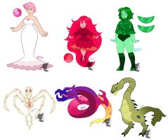 Collab Adopts with FlareViper (OPEN 3/6) by BotCp