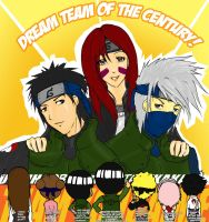 Team of the Century by a-pikachu
