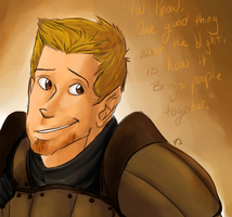 Alistair by ScarletDusk