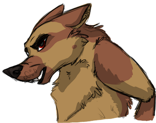 Doodle dog by UnDeAdCharizard