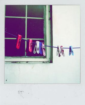 Where to Hang Your Clothes by beawho