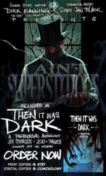 I AIN'T SUPERSTITIOUS by EvilApple513