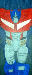 Autobots, Roll Out Bookmark by InkArtWriter