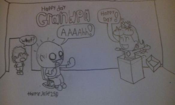 Happy Grandparent's Day by themrjose258