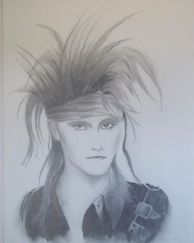 X-Japan Toshi by Eric-Lecarde