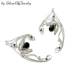 Elven Night elf ears by Lyriel-MoonShadow