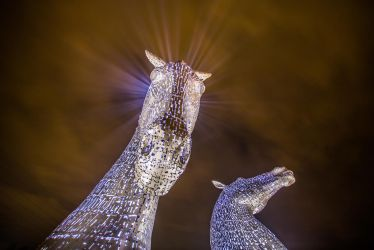 The Kelpies by BusterBrownBB