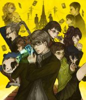 persona4 by puruco