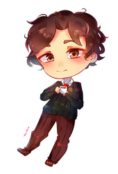 Alfred by Kimisu-With-Candy