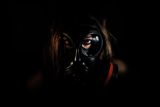 Gas Mask 1 by JDSPhotography