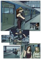 The Train Storyboard by Aio-Edward