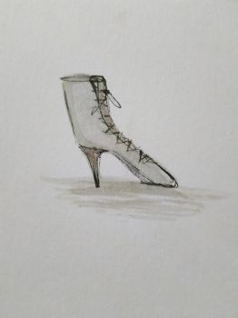 Shoe by Domini-o
