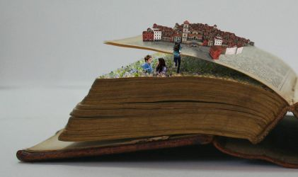 A Book Come to Life - Pt1 by e-transitions