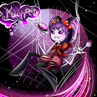 Muffet redraw by Catakat