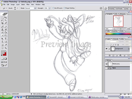 Melody the Cat Sneek Peak by Candy-Ice