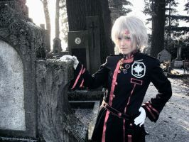 Cosplay: Allen 3rd uniform by Ignis-ai