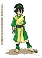 Toph by Inspector97