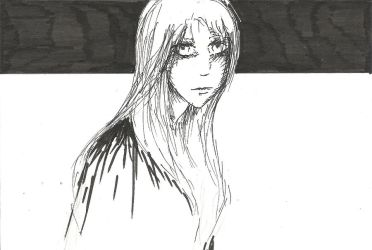 Girl by Lacmile