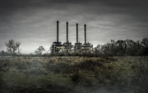 Powerplant by fibreciment