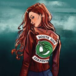 Wonderful Cheryl Blossom Vector Picture by ramonabailey