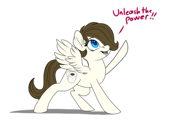 Unlease The Power! by Zheddel
