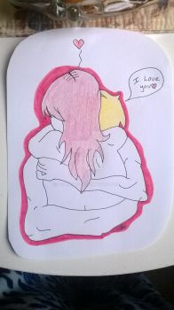 Couple Hugging by bonney99