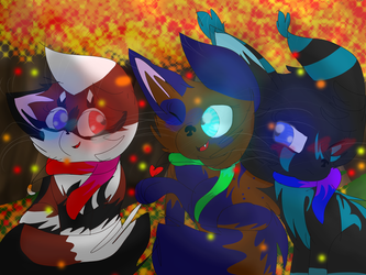 Fall! by Blue-Flamee