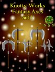 Fantasy-Axes-Vol-1-Cover by knottyprof