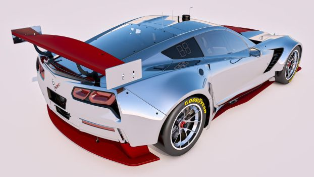 2015 Chevrolet Corvette C7.R by SamCurry