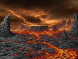 Hell by GaryRoswell007