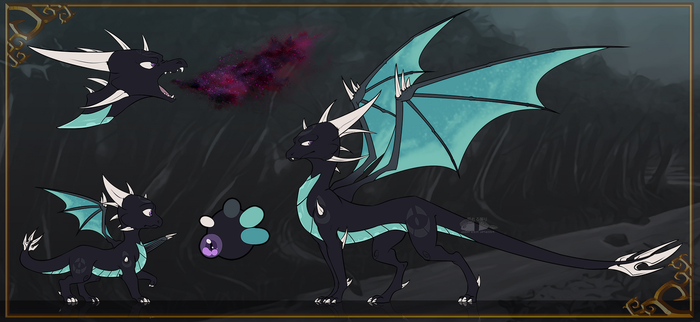 Design Contest Entry: TLoS Dragon (Shadow) by 7thSector